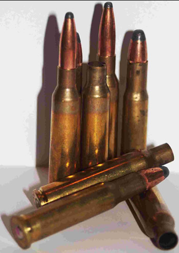 Hunting cartridges of the world was written to serve as a world wide