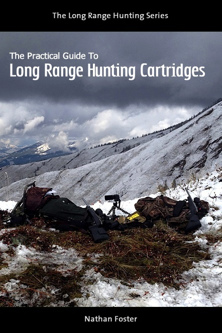 Hunting cartridges book cover contrast
